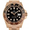 GMT II GMT MASTER II ROOT BEER 126715CHNR ROSE GOLD 40MM FULL SET W5183 126715CHNR-04