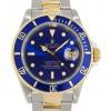 SUBMARINER 16613 STEEL YELLOW GOLD 18K YEAR 1989 40MM W3962 16613-02
